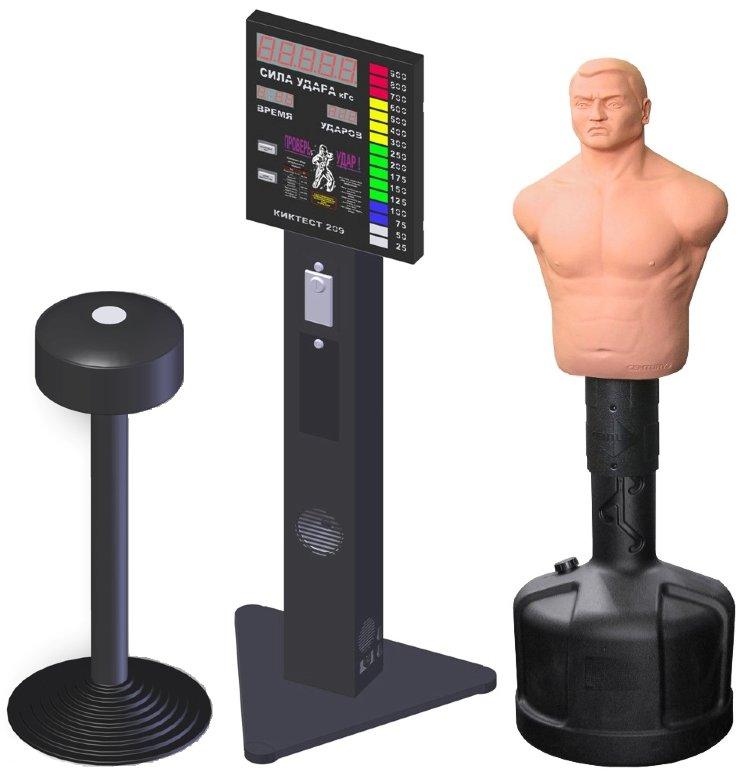 Прибор для измерения силы