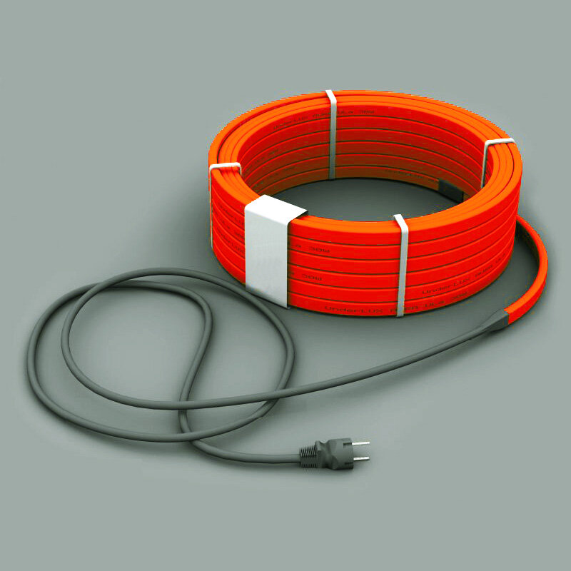 Установка нагревательного греющего кабеля для труб.   монтаж, расчёт и подключение греющего кабеля водопровода своими руками.