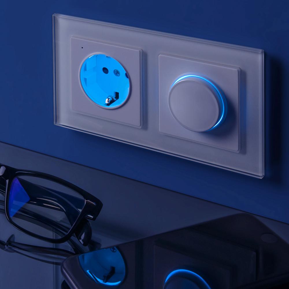 Схемы подсветки электрических выключателей
