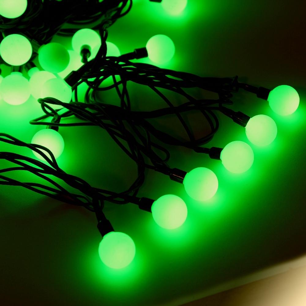 Светодиодная бахрома – гирлянда для создания праздничного настроения
