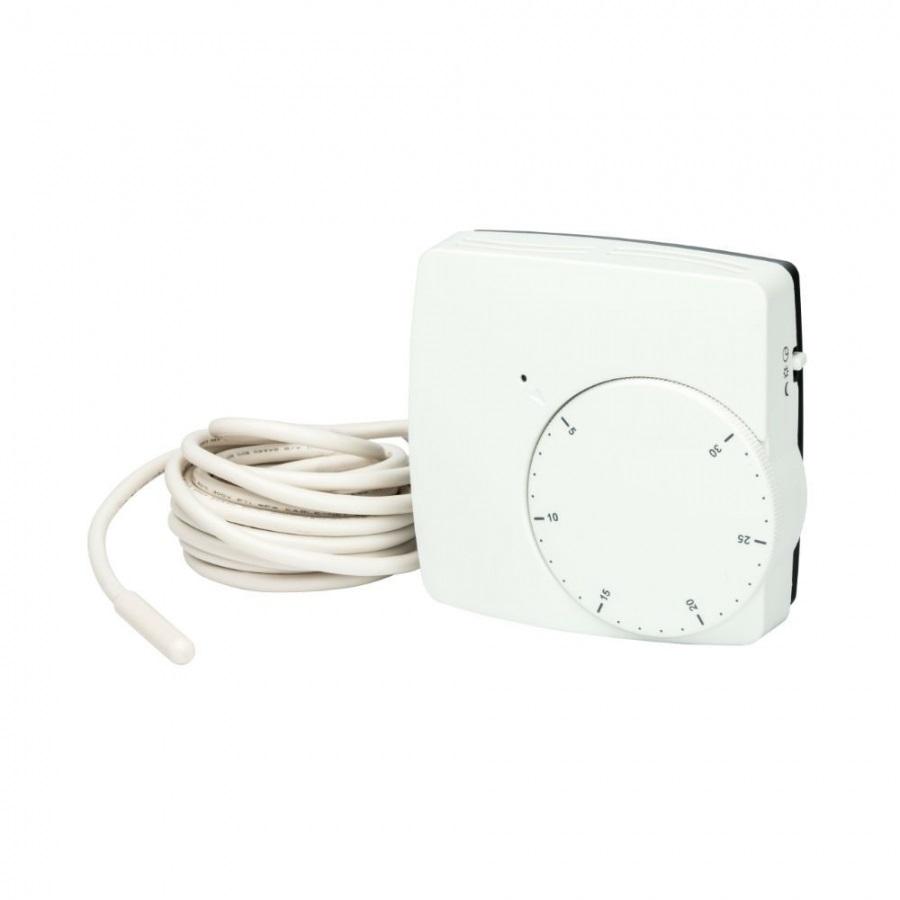 Терморегуляторы с датчиком температуры воздуха для управления обогревательными приборами и системами