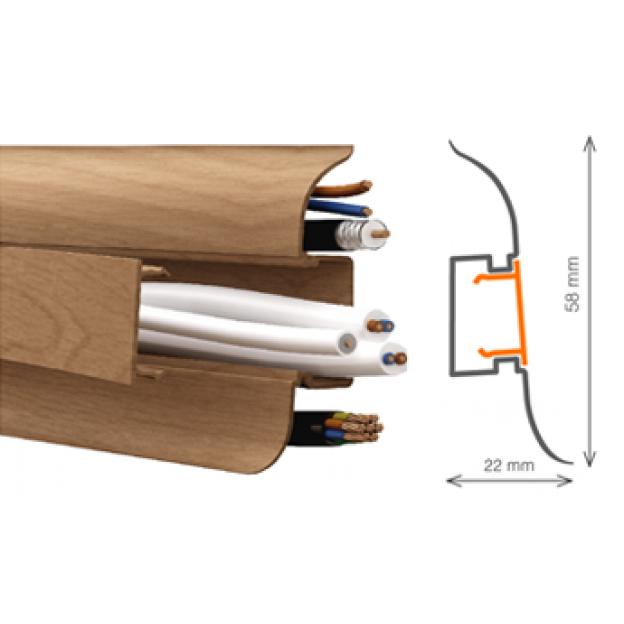 Плинтус с подсветкой: выбираем материал и изготавливаем своими руками