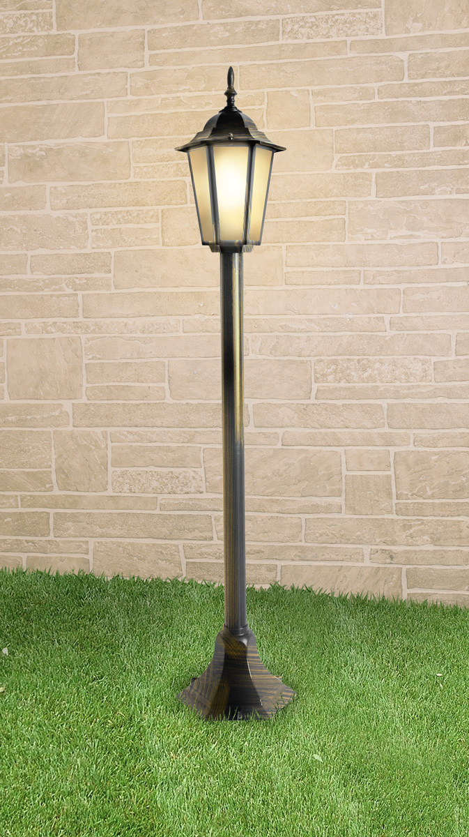 Как выбрать светильники для наружного уличного освещения загородного дома