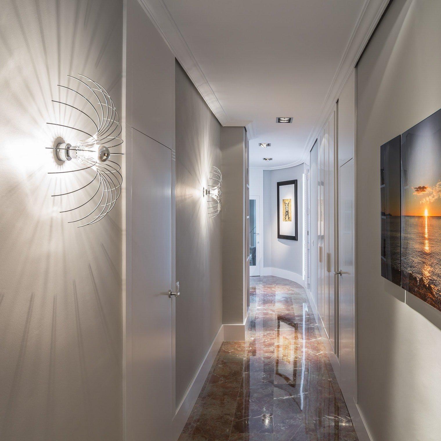 Освещение многоквартирного дома – нормы
