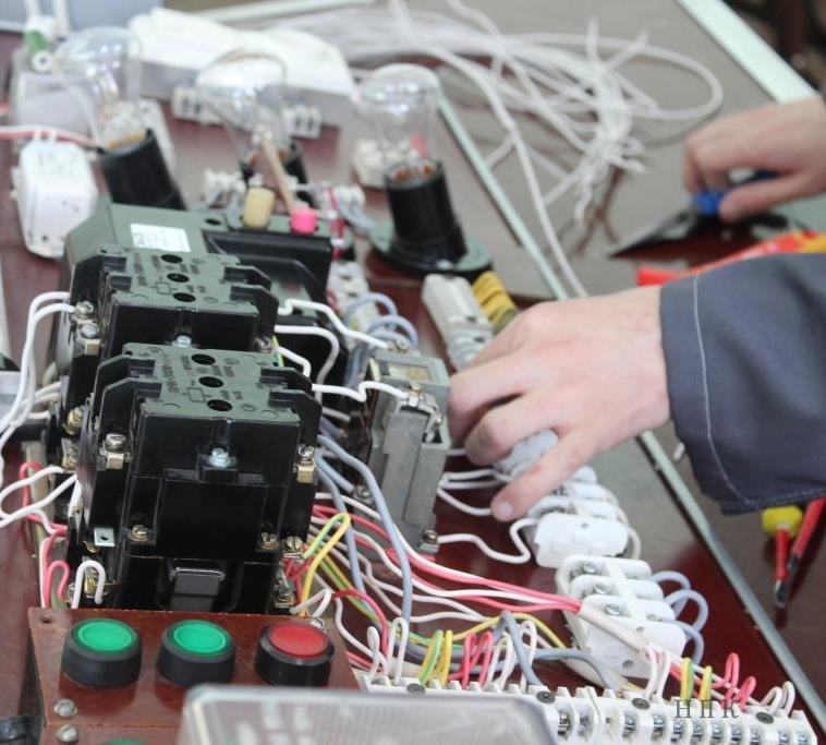 Эксплуатация, ремонт, обслуживание электрических машин