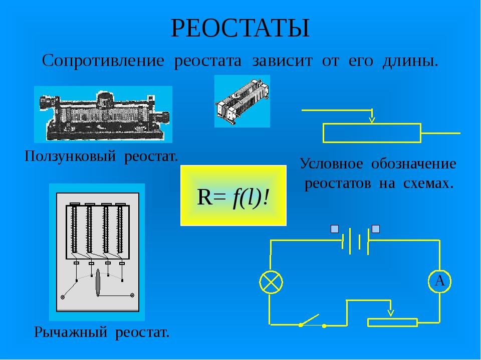 Резистор — что это такое и для чего нужен