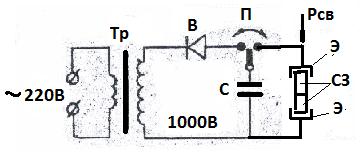 Как производится конденсаторная сварка своими руками?