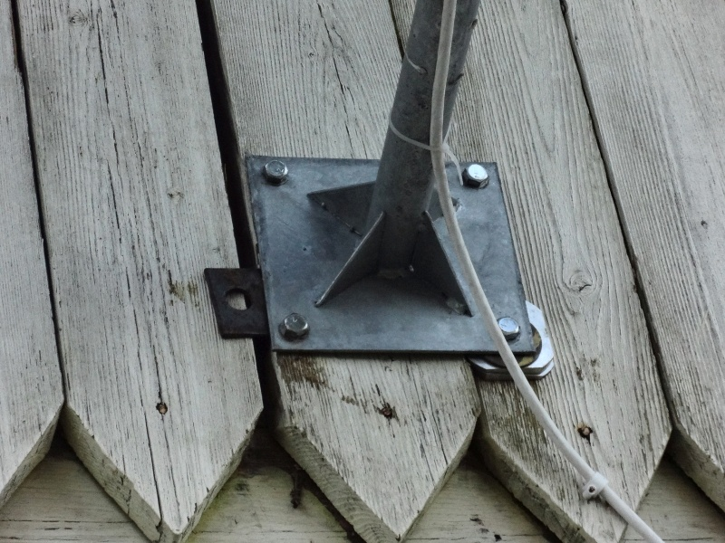 Как правильно закрепить спутниковую антенну на стене или крыше