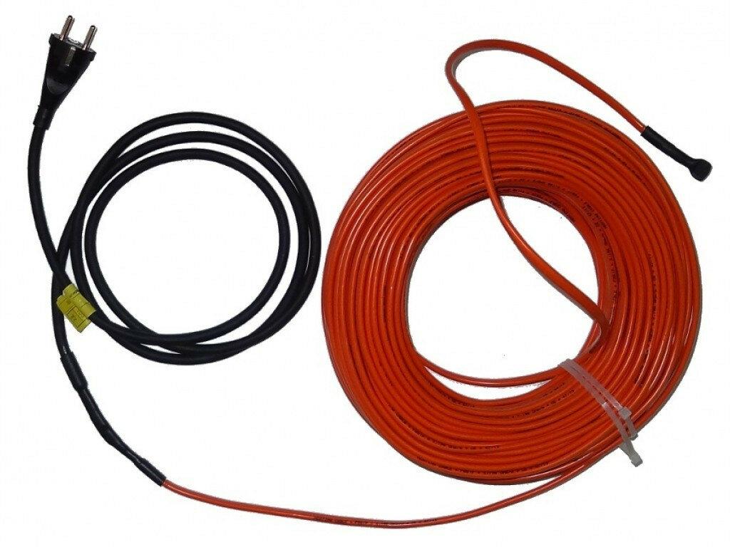 Греющий кабель для водопровода — виды и правила установки
