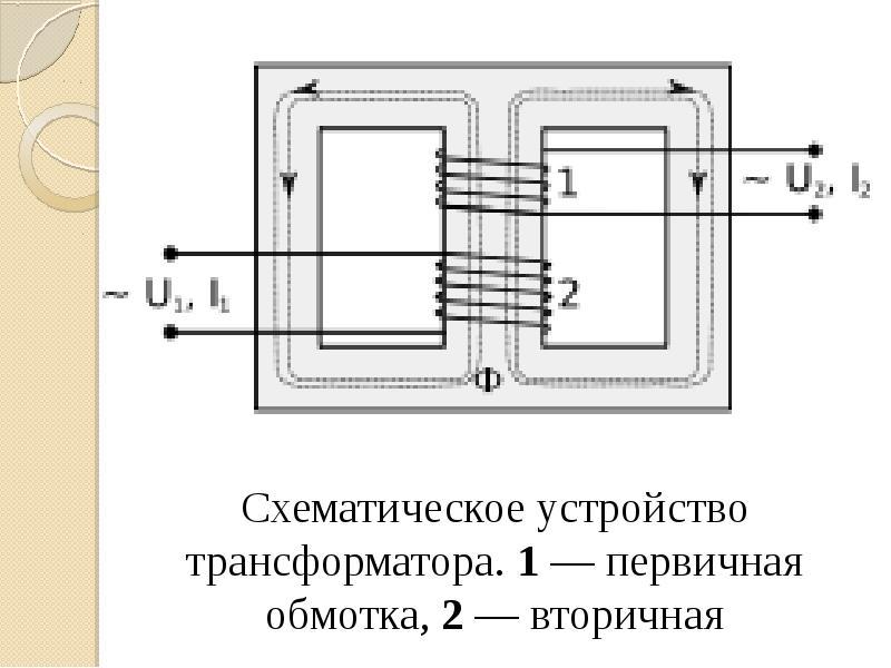 Устройство сварочного трансформатора
