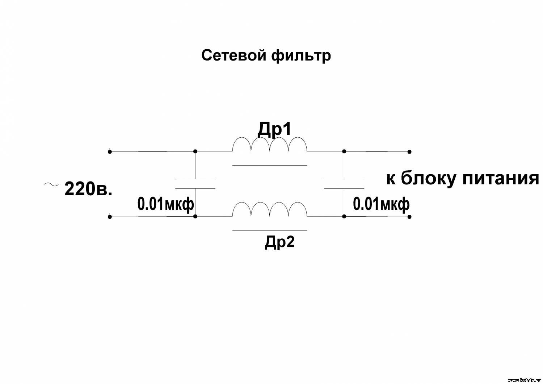 Что такое сетевой фильтр и для чего он нужен?
