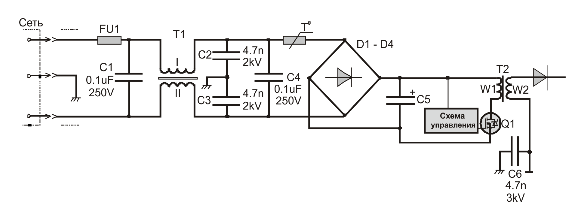 Сетевые фильтры pilot, apc, sven optima base и belkin своими руками