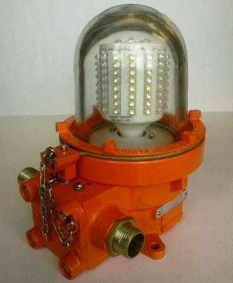 Для чего необходимы взрывозащищенные светодиодные светильники