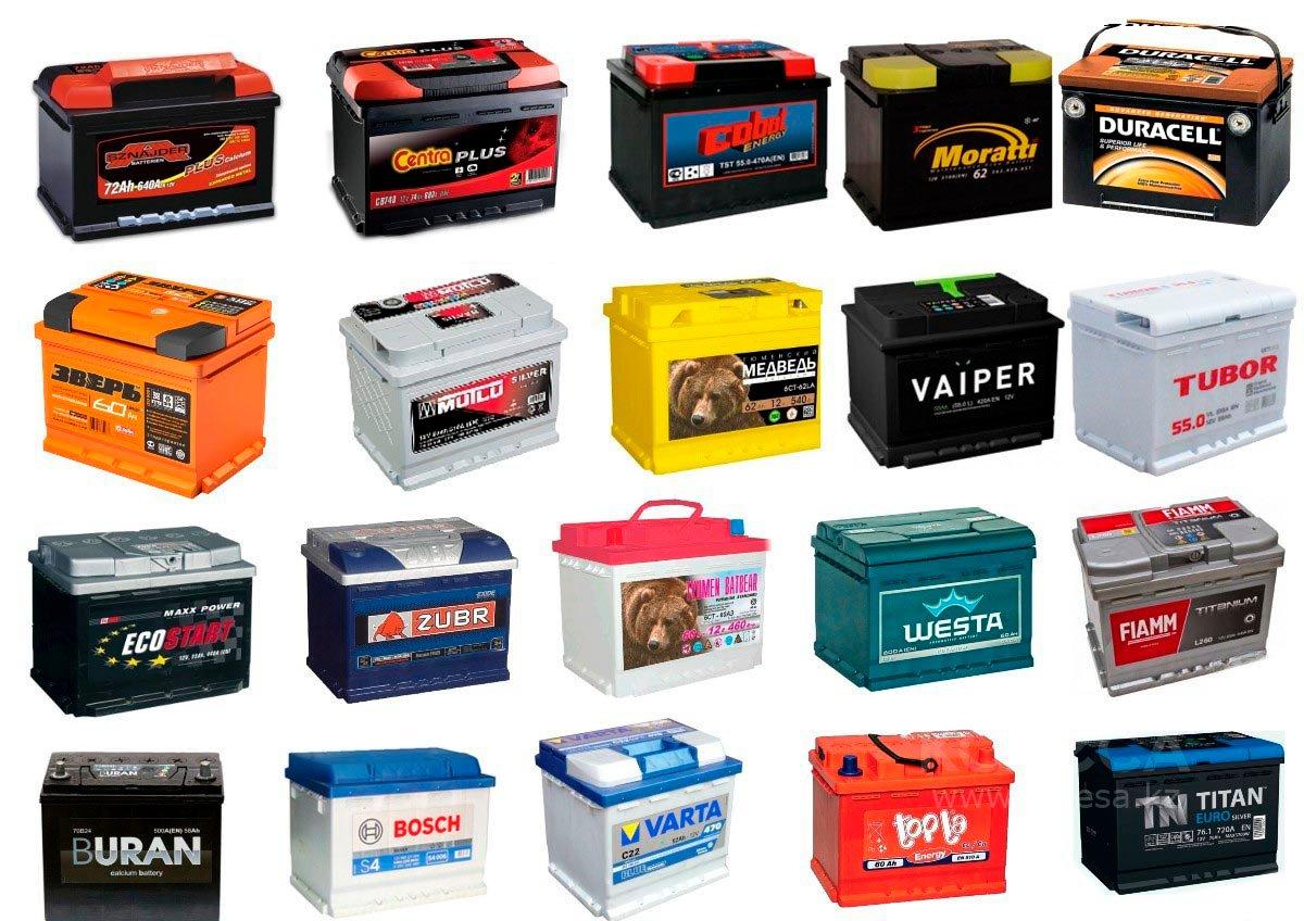 Типы современных литиевых аккумуляторных батарей