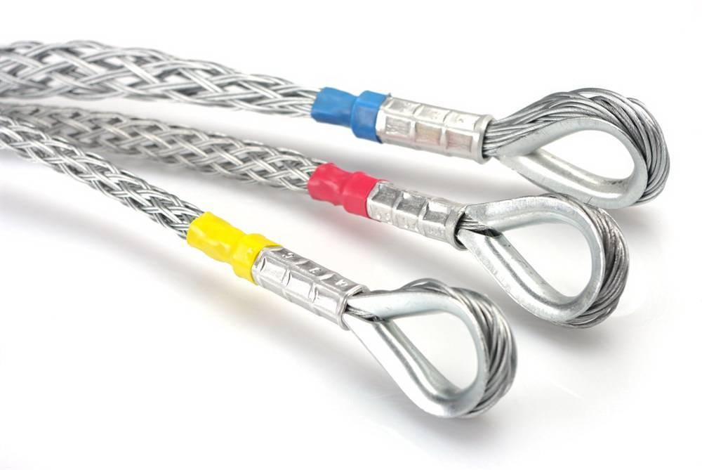 Кабельный чулок для протяжки кабеля