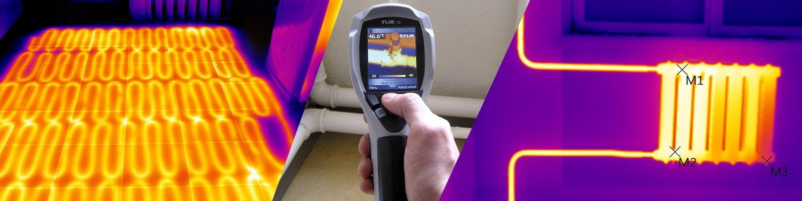 Проверка пожарной опасности электрооборудования жилых и общественных зданий с помощью тепловизора. методические рекомендации