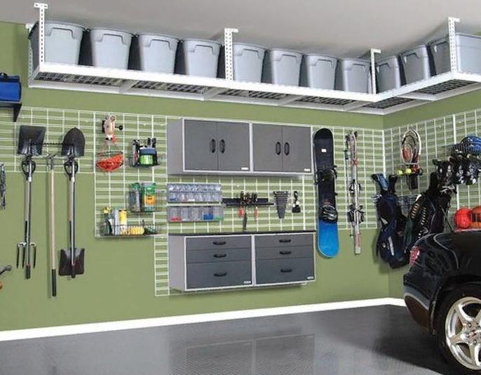 Как правильно установить проводку в гараже