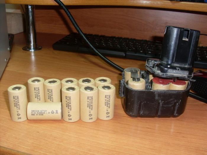 Как отремонтировать аккумулятор для шуруповерта: определение неисправности и восстановление