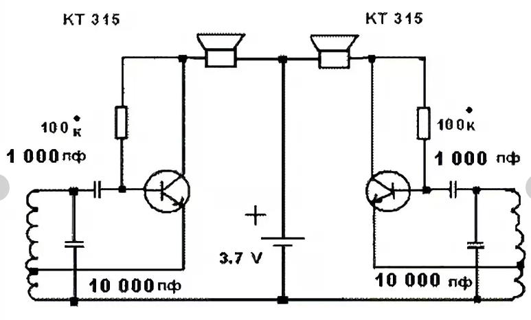 Схема металлоискателя: как сделать своими руками простой и эффективный металлоискатель