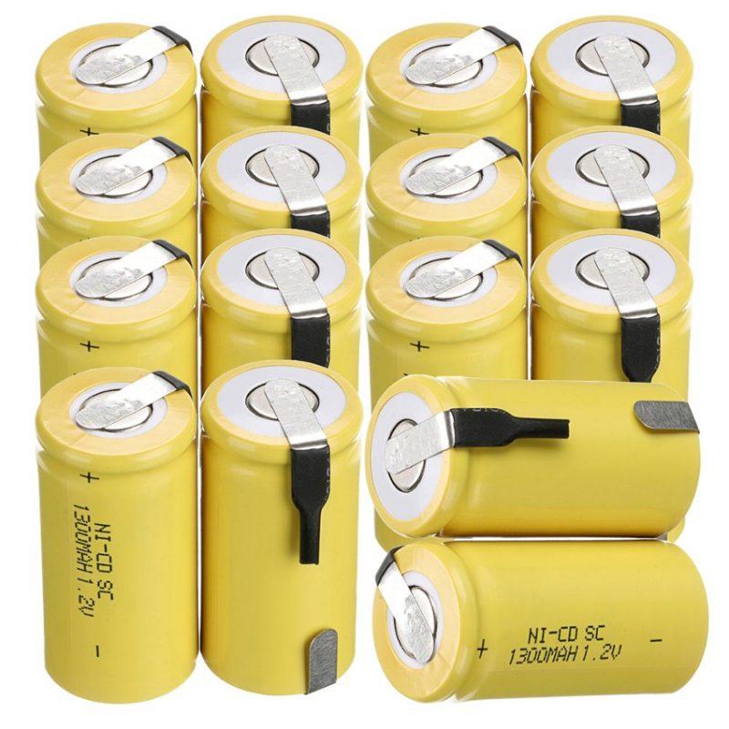 Какие аккумуляторы лучше для шуруповёрта: ni cd или li ion