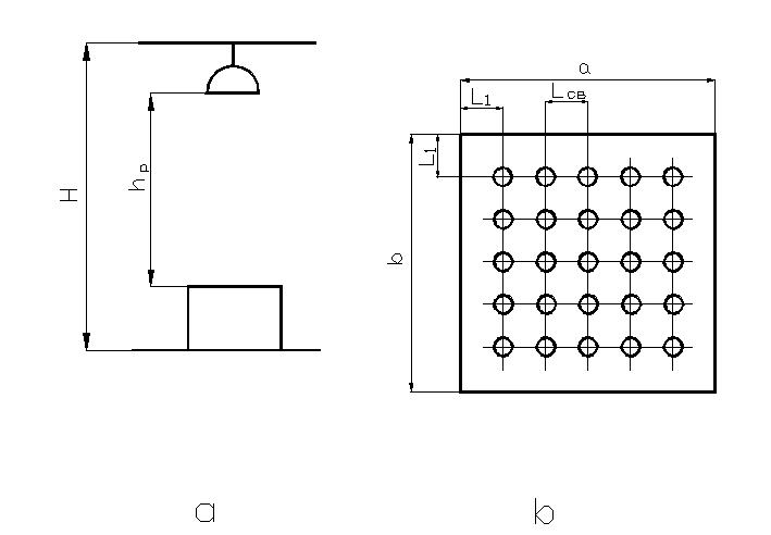 Реферат: методы расчета естественного и искусственного освещения
