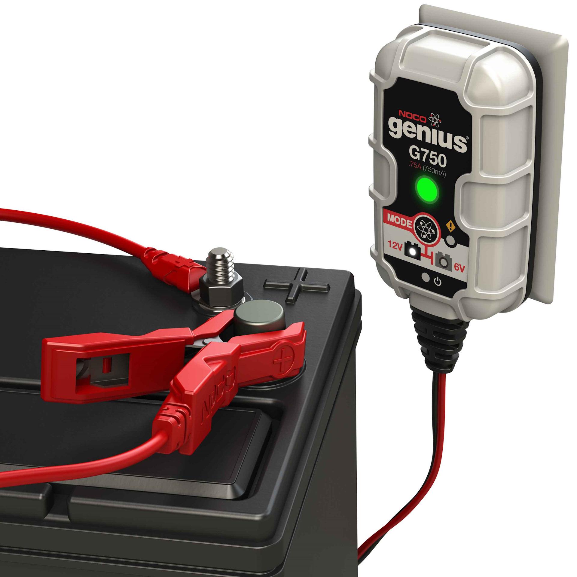 Выбор зарядного устройства для аккумулятора