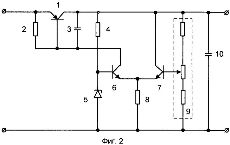 Параметрический параллельный стабилизатор напряжения. схема, конструкция, устройство, проектирование, расчет, применение. рассчитать