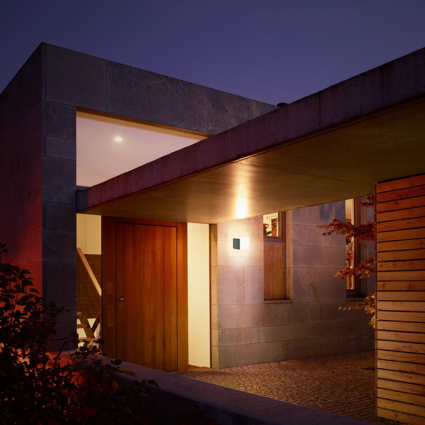 Наружное освещение зданий: основные принципы, виды и типы