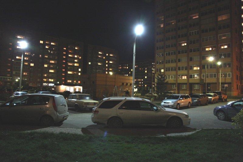Да будет свет: закон об освещении придомовой территории многоквартирного дома