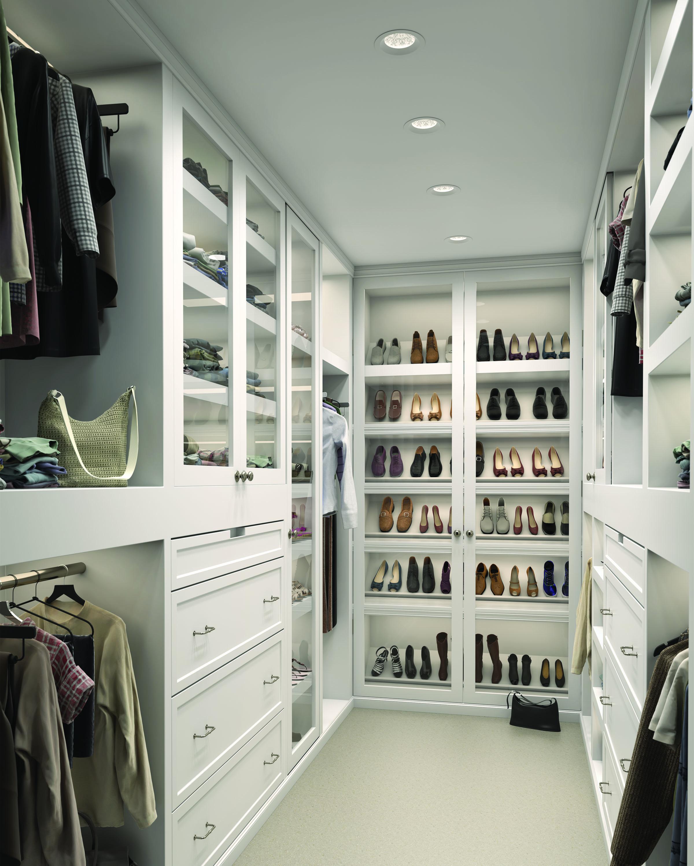 Советы по обустройству гардеробных комнат