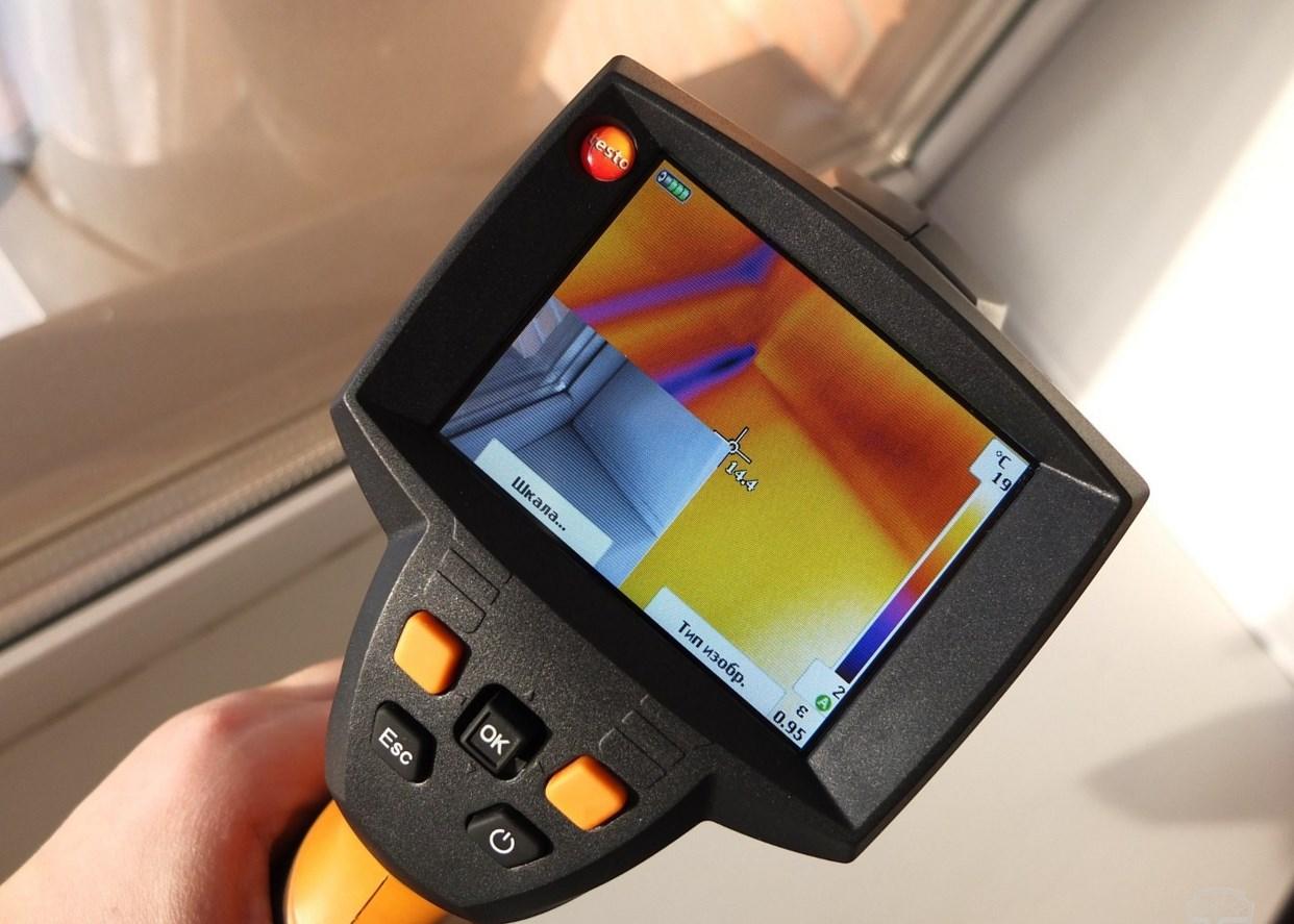 Особенности контроля за электрооборудованием с помощью тепловизоров