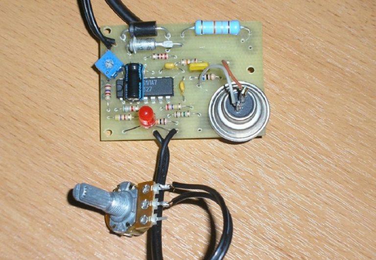 Как сделать терморегуляторы своими руками?