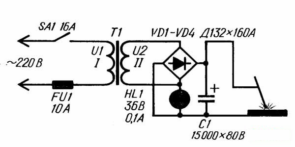 Схема сборки сварочного инвертора своими руками