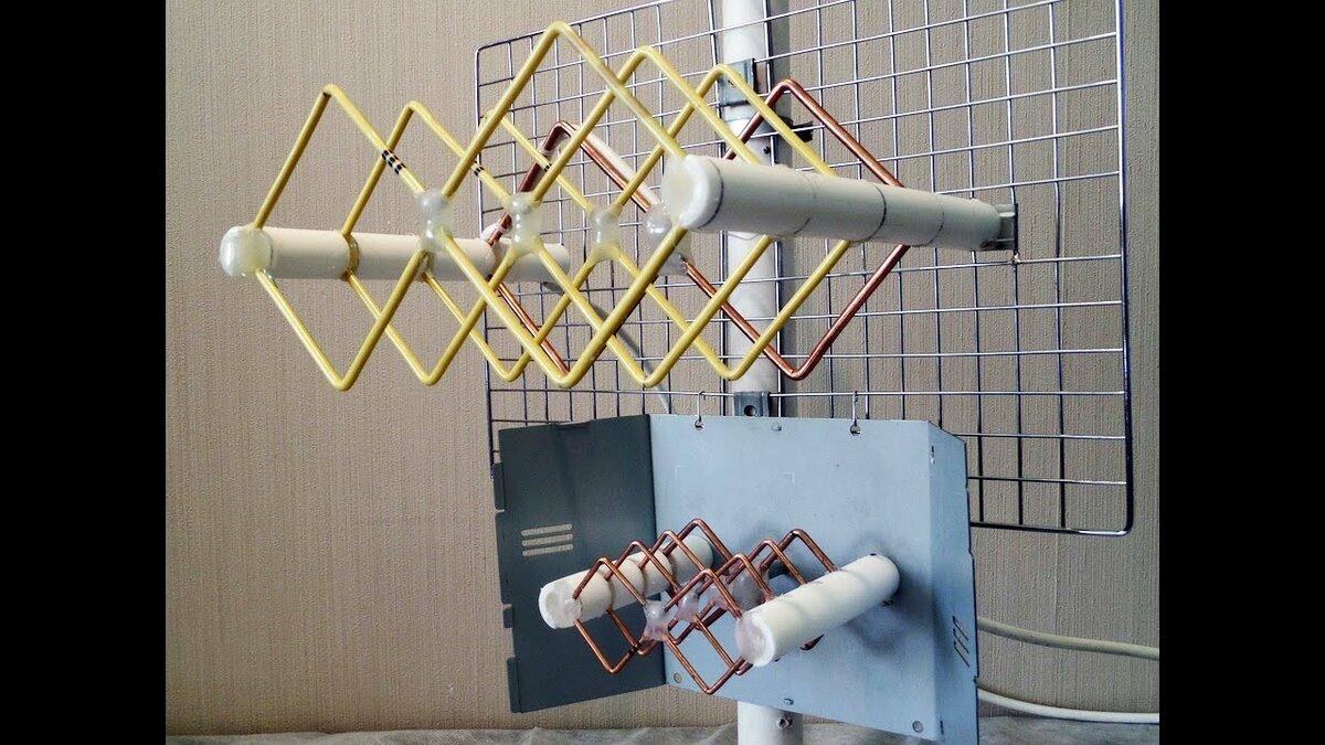 Как сделать антенну для 4g модема
