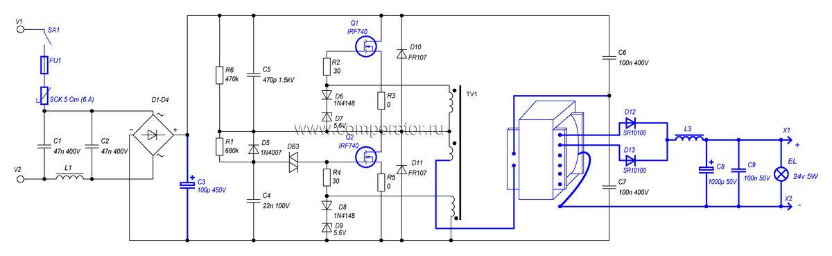 Как переделать аккумуляторный шуруповёрт для работы от сети 220 в или внешнего источника питания: инструкции