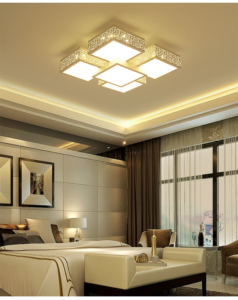 Подсветка потолка светодиодной лентой: варианты размещения и дизайна