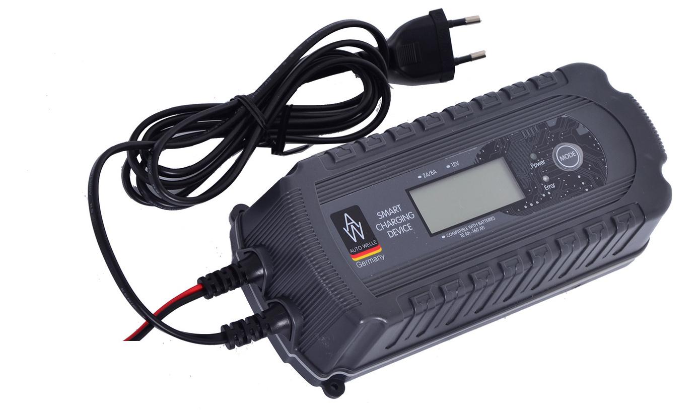 Лучшие зарядные устройства для автомобильных аккумуляторов