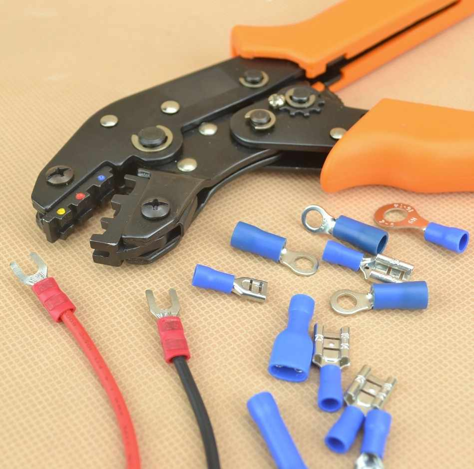 Какие инструменты используются для обжима витой пары