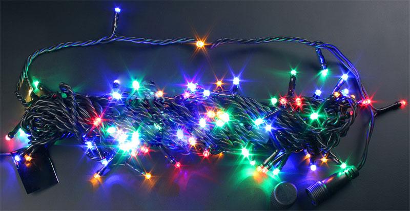 «светодиодные гирлянды: сверкают все!»