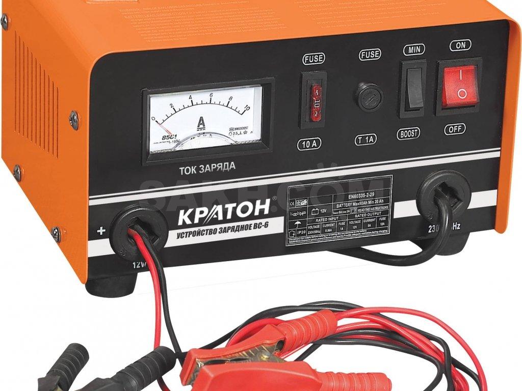 Топ-10 лучших зарядных устройств для автомобильного аккумулятора