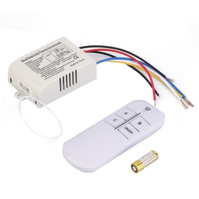 Особенности применения выключателей дистанционного управления