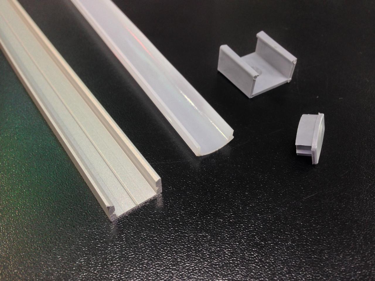 Как выбрать профиль для светодиодной ленты?