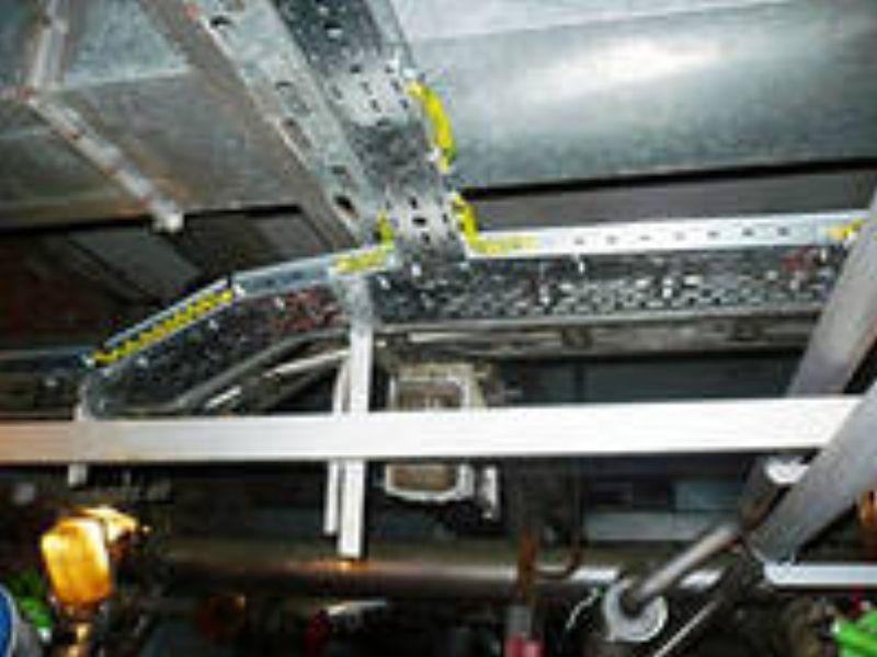Применение кабельных лотков при инсталляции кабеленесущих систем