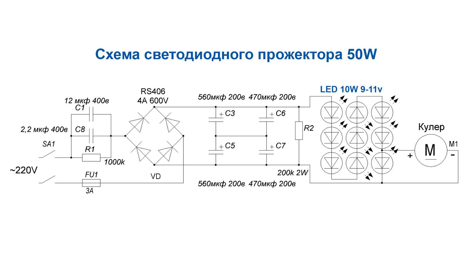 Как сделать люстру из светодиодной ленты своими руками