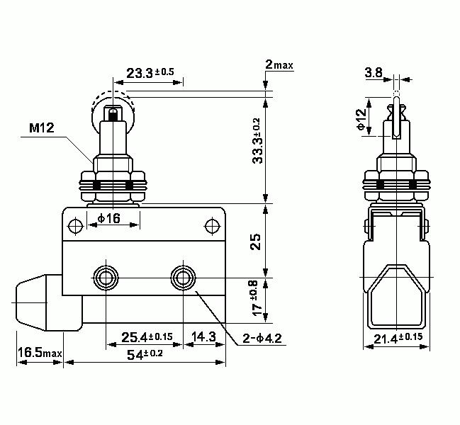 Бесконтактный выключатель — назначение маркировка и установка