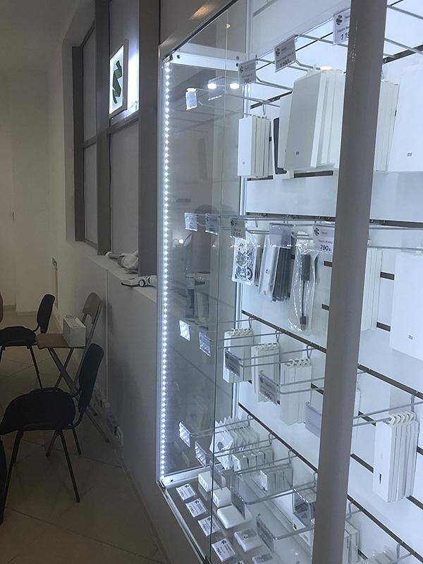 Освещение магазинов: основные принципы и используемое оборудование.
