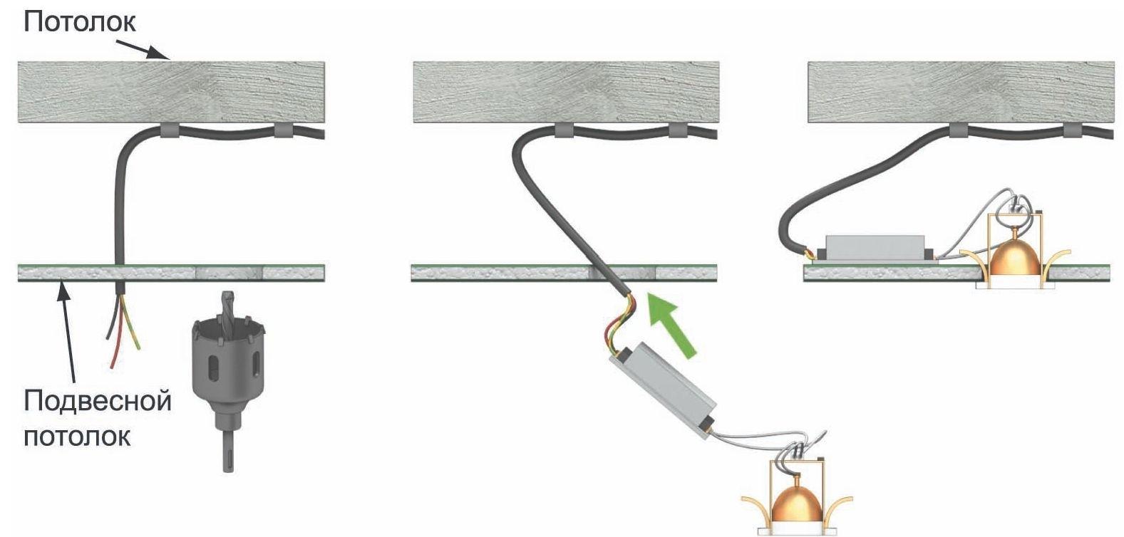 Собираем led лампу в домашних условиях