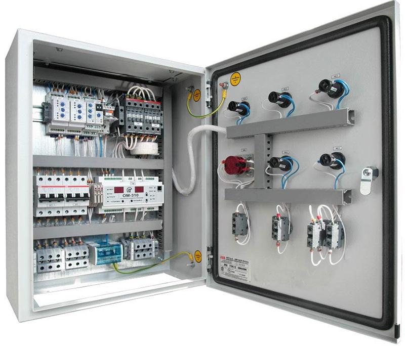 Варианты схем авр для подключения генератора