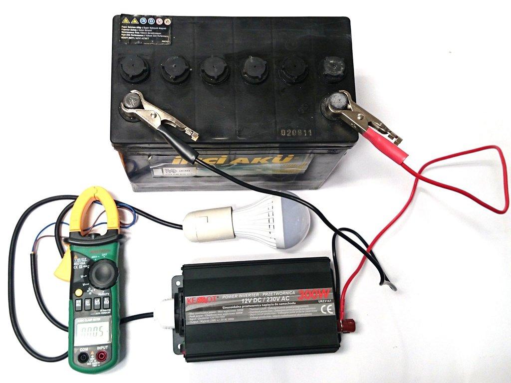 _таблица уровня заряда аккумулятора