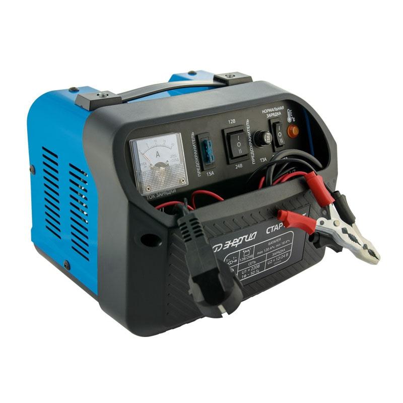 Выбираем лучшее зарядное устройство для автоаккумулятора